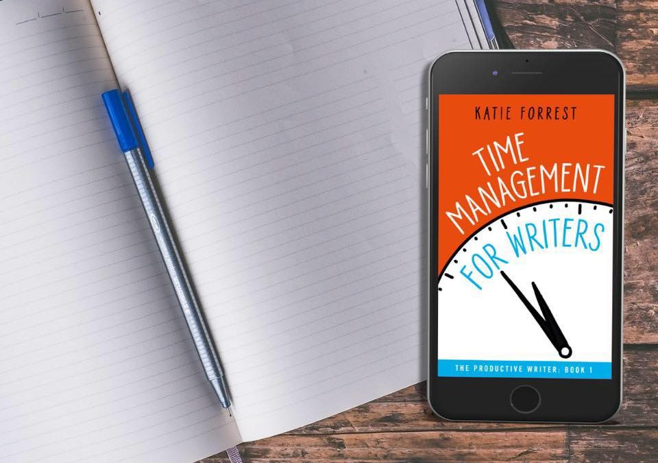 Time Management for Writers is OUT!